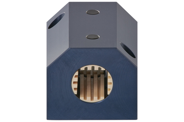 drylin® Q pillow block, tandem