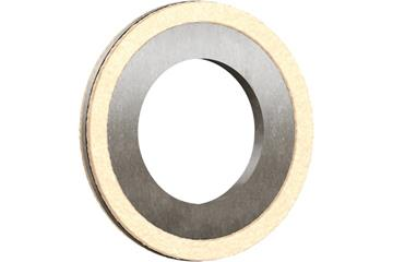 iglidur® SG03, thrust washer with felt seal, mm