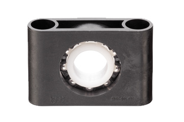 xiros® pillow block bearing, ESTM, fixed version, stainless steel balls, mm
