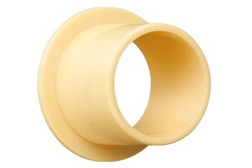 iglidur® J, sleeve bearing with flange, imperial