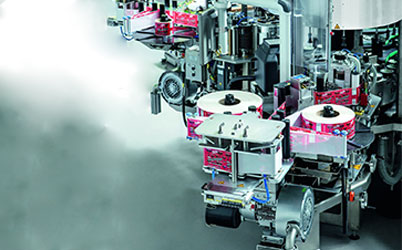 Innoket Neo labelling machines