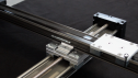 Adaptation – linear system to mounting plate
