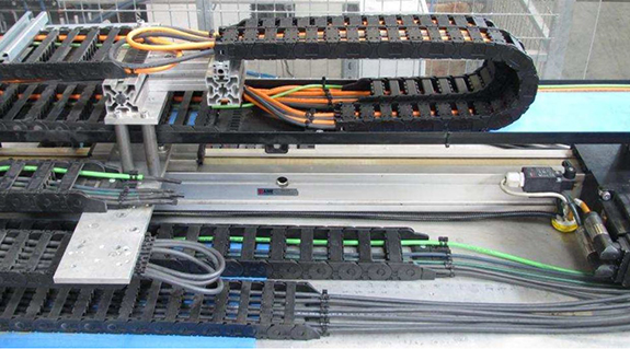 Test 4853 - CF270.UL.100.1.D servo spindle cable
