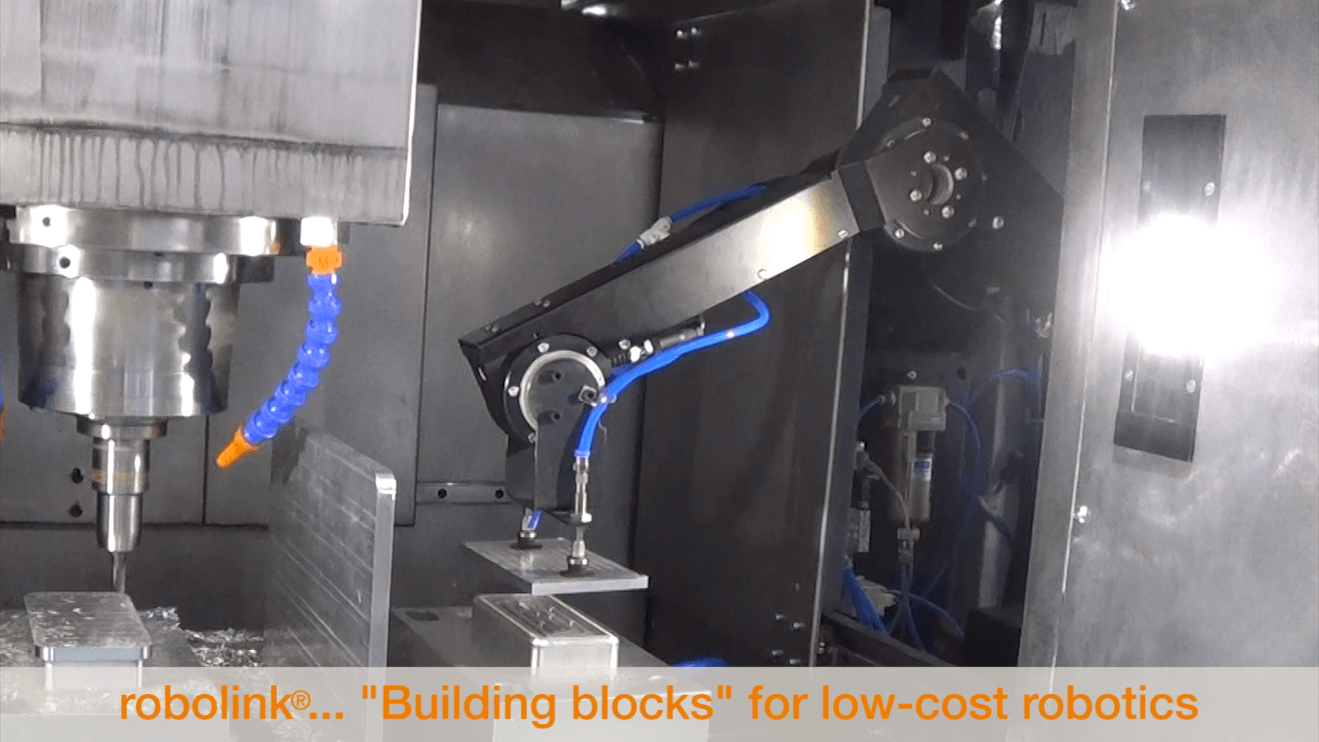 Igus Robolink For Building Low Cost Robots Parker Electromechanical Automation Faq Site Servo Motors